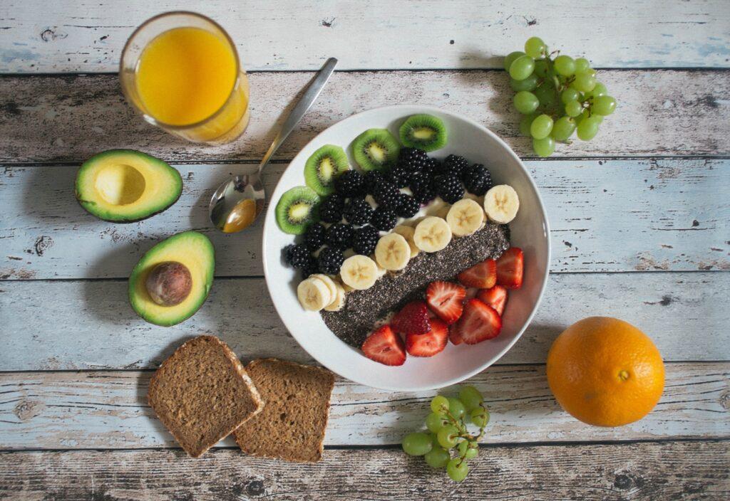 vezels in voeding